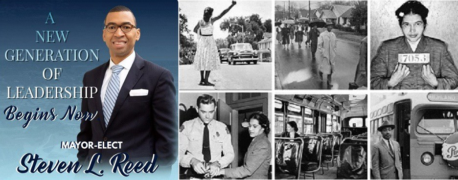 Sixty-Four Years After the Montgomery Bus Boycott The City Leads ...
