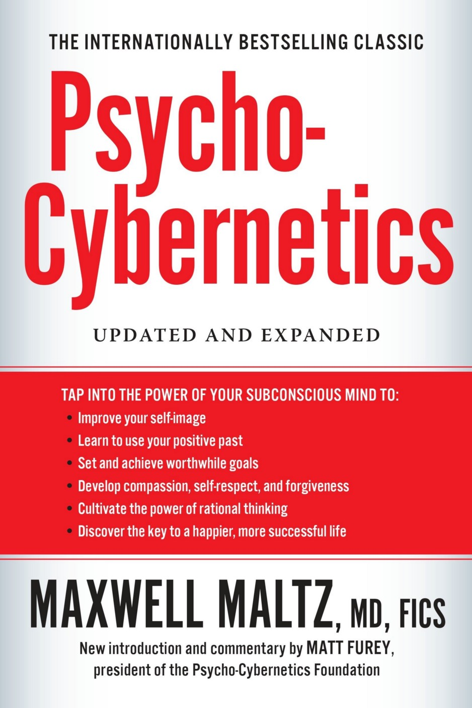 Book Notes: Psycho Cybernetics by Maxwell Maltz - The Write