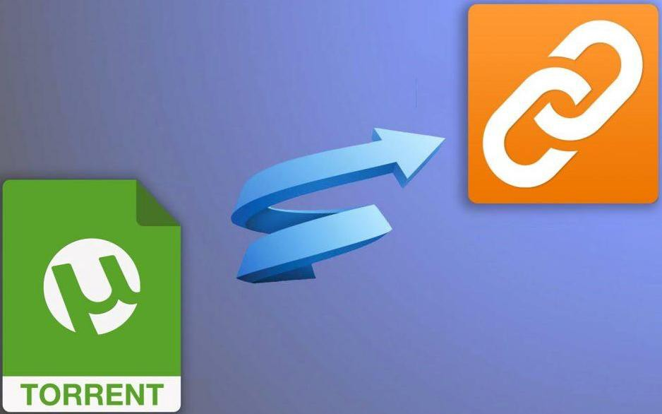How to make a torrent file.