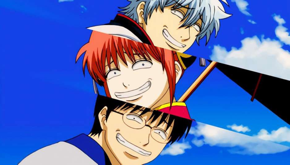 Why you should watch Gintama. A review of the funniest anime ever… | by  Minhaz | Medium