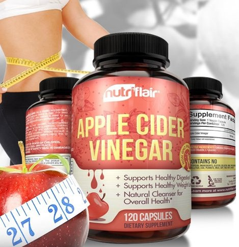 Apple Cider Vinegar Pills And Garcinia Cambogia For Weight Loss