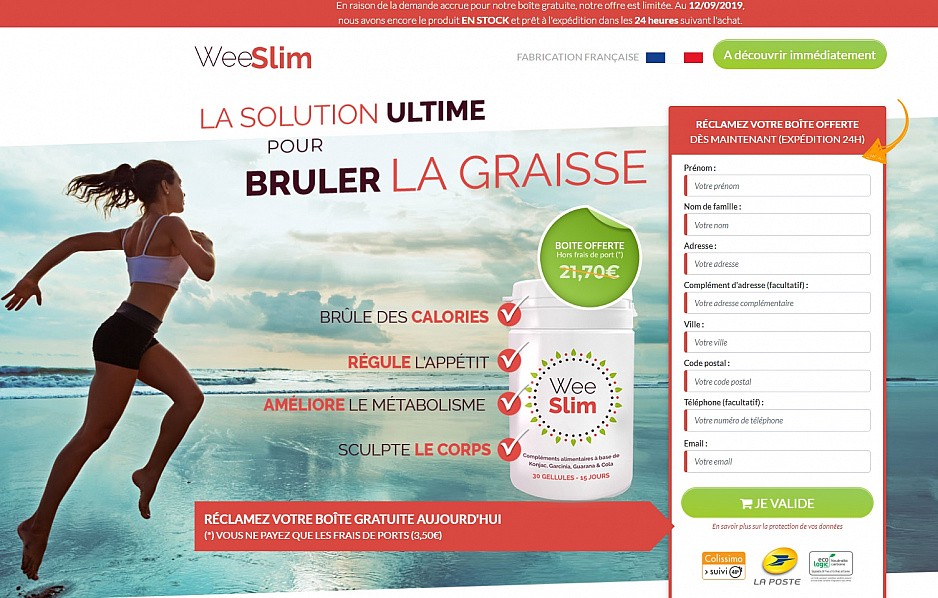 Weeslim Cost, Avis, Forum, Résultats D'application