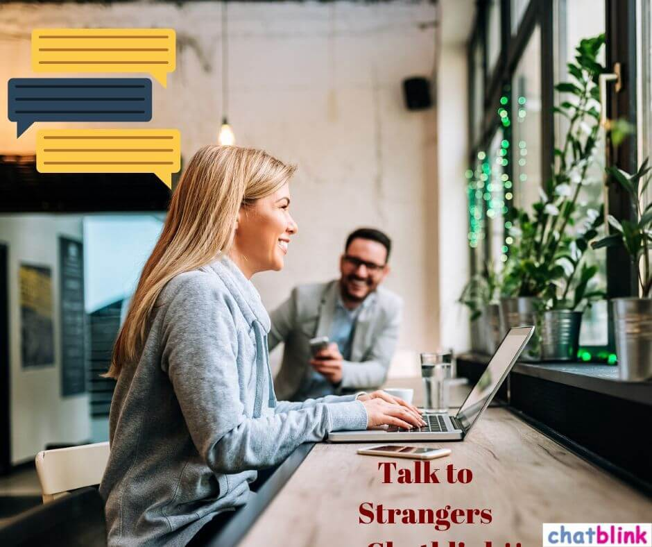 talk to strangers online chat