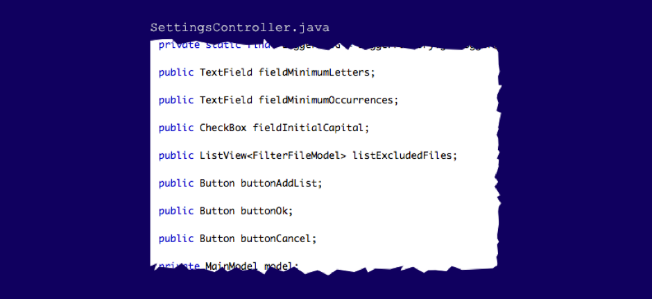 How JavaFX was used to build a desktop application - Tech at