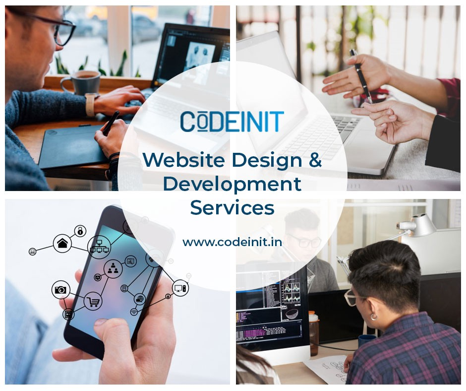 Web Development Company In Chandigarh Codeinit By Shashank Dialect Medium
