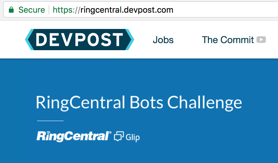 My RingCentral Bot Challenge adventure - Chatbots Life