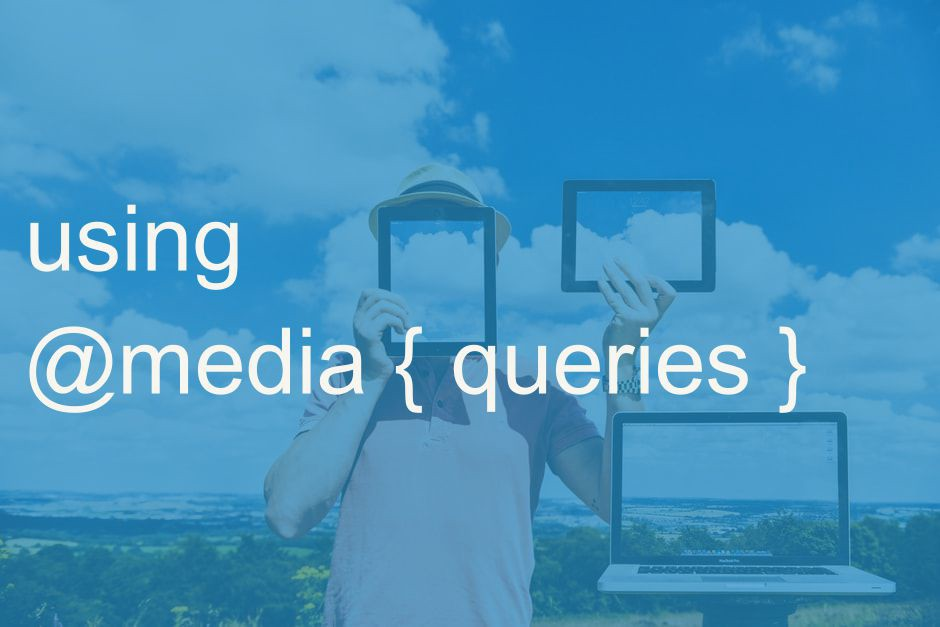 Media Queries Media Query Is One Of The Powerful By Himanshu Negi Beginner S Guide To Mobile Web Development Medium