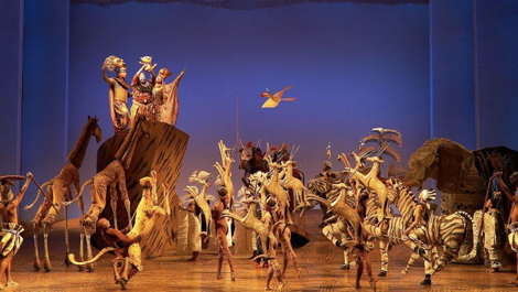The Circle of Life (Lion King on Broadway)