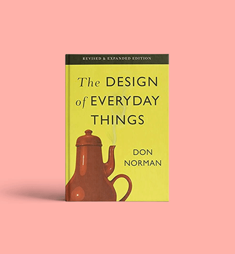 Picture of the cover of The Design of Everyday Things by Don Norman