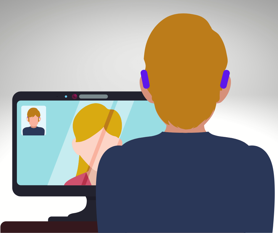 Designing with the ears in mind: Making user interviews accessible for people with hearing loss