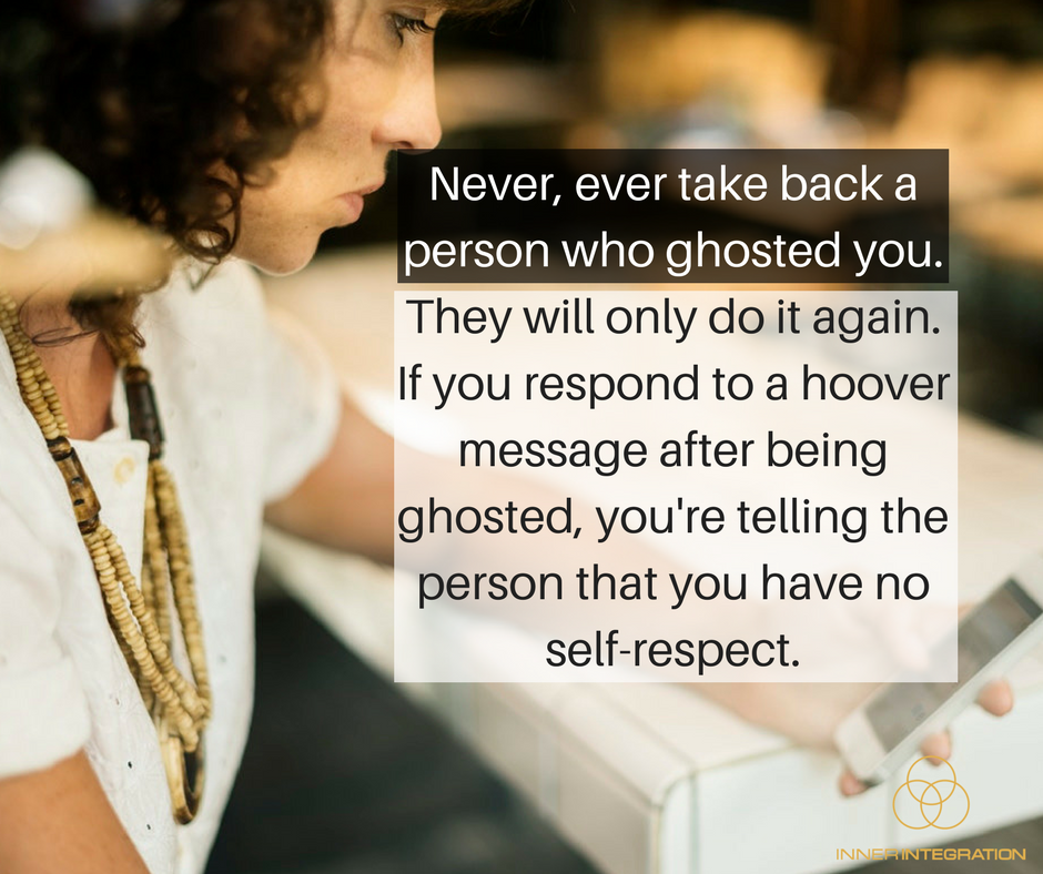 Ghosting — Who Does It & Why? - Inner Integration - Medium