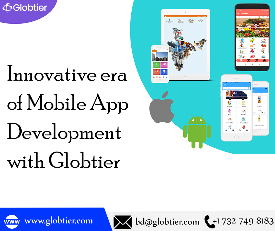Top 5 Benefits of Mobile App Development for your business
