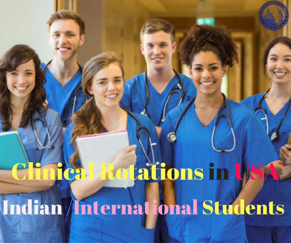 Clinical Rotations in USA For International / Indian Students