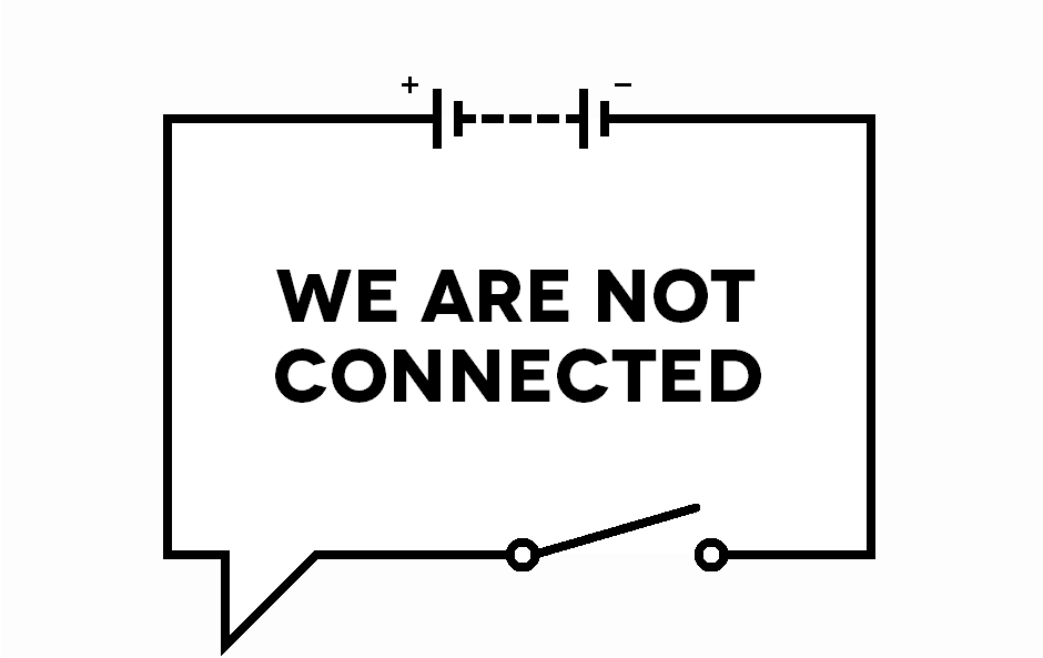 Disconnected In A Connected World - Janet MacFarlane - Medium