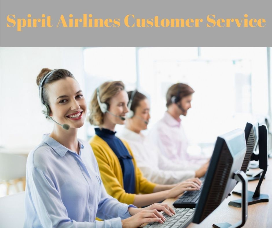 Contact Us At Spirit Airlines Flights To Get Flight Tickets | by John Smith  | Medium
