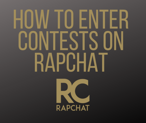 How To Enter a Contest on Rapchat - Rapchat - Medium