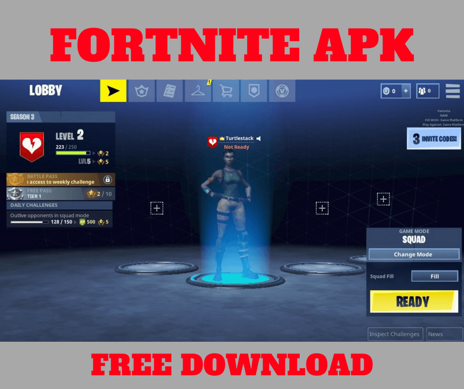 Fortnite APK - Mr Singh - Medium