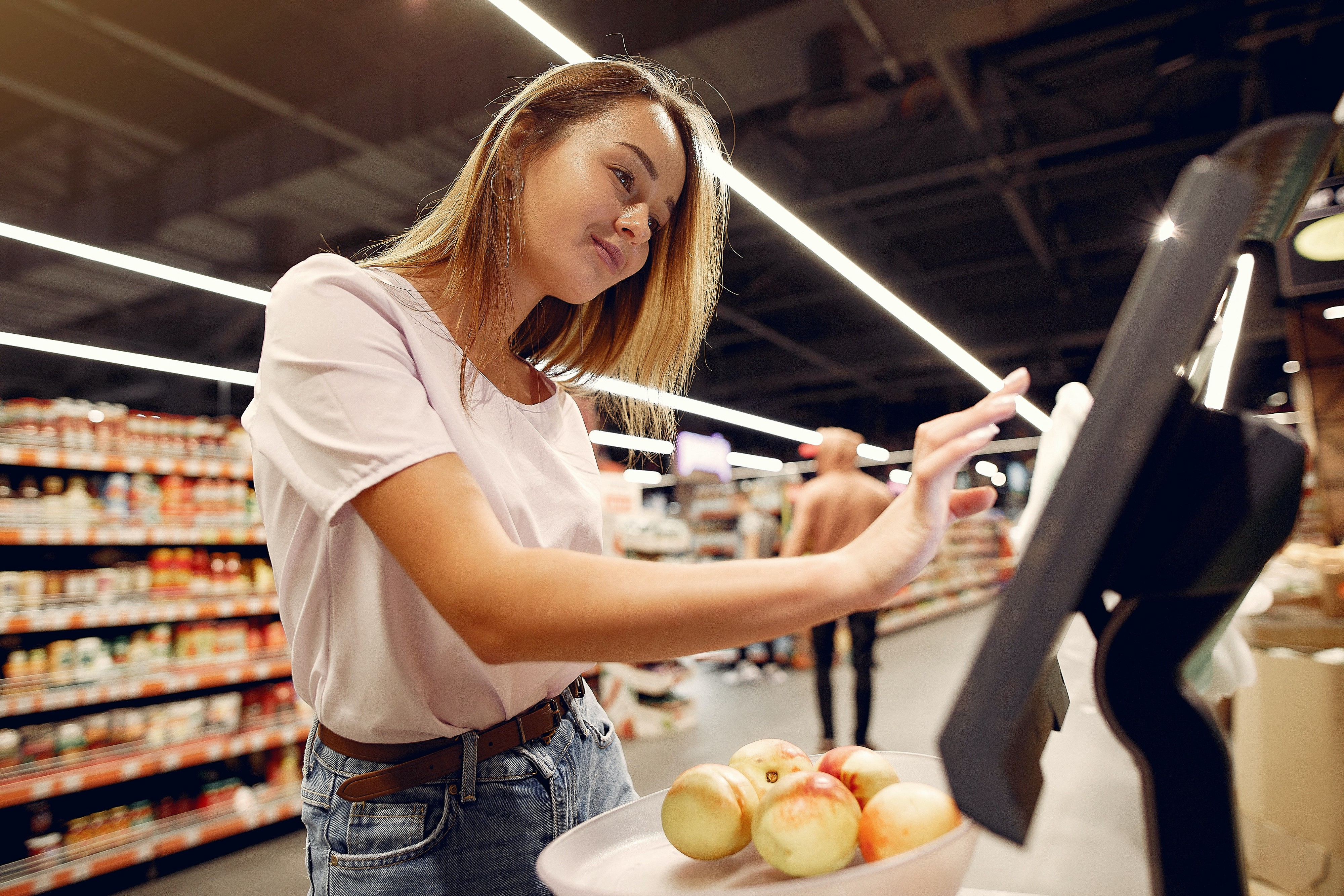 improving customer shopping experience with technology