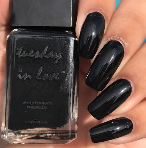 Back To School The Top 13 Halal Nail Polish Colors You Need By Tuesday In Love Medium