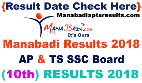 Manabadi 10th Result 2018 (Tenth) SSLC Result 2018 | SSC Result Date