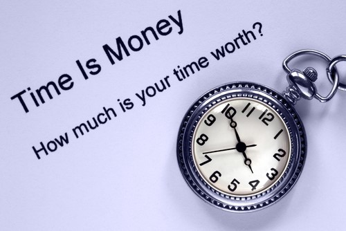 In 2017 Manage Your Life by Managing Your Time: Time is Money