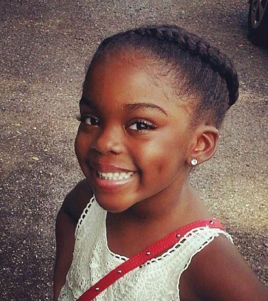 picture of a black girl