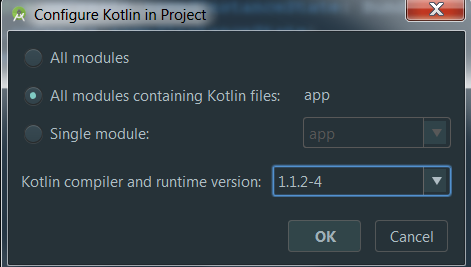 How to use Kotlin in Android Studio - Ajay - Medium