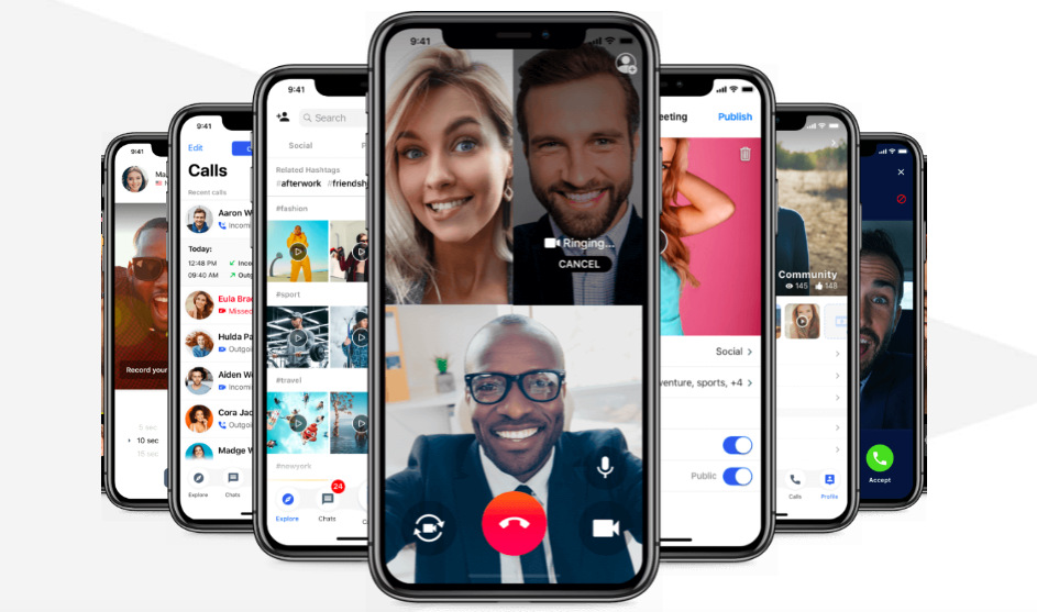MobiLine — Making Your Video Calling Easier On Your Phone | by MobiLine |  Medium