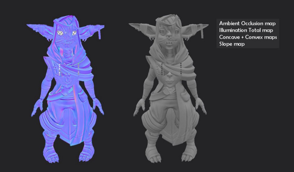 3D Character Sculpting in ZBrush - 80Level - Medium