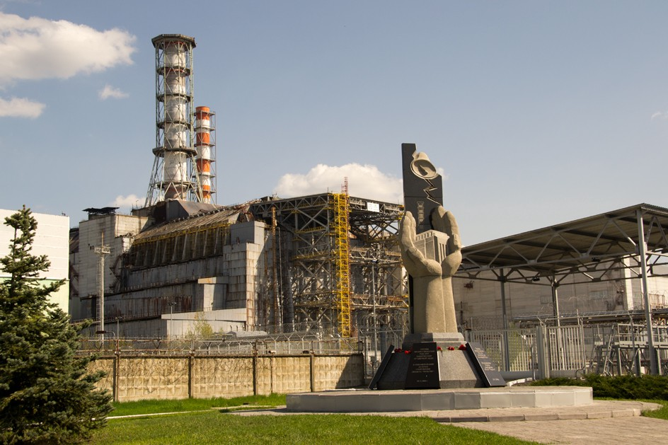 Spring in the Exclusion Zone: A visit to Chernobyl - Matthew
