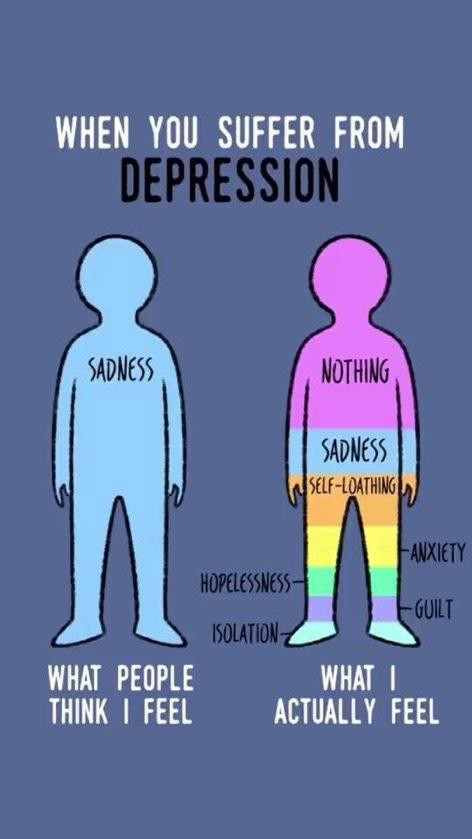 depression where you feel nothing