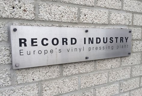 Ariane Slinger—The history of the Artone vinyl factory—Part 3, Ton Vermeulen and Record Industry