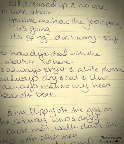Tips for Better Lyric Writing, From a Lyric Nerd