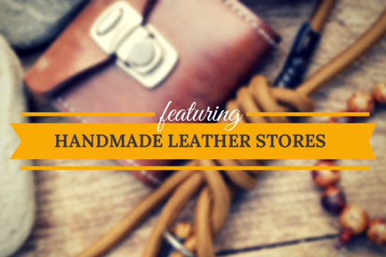 Learning the Art of Selling Handmade Leather Goods From