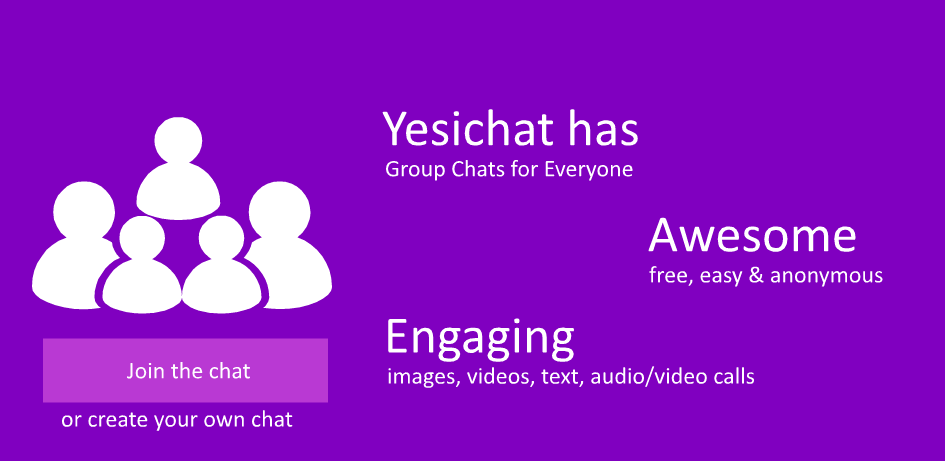 YesIChat Private and group chat rooms with random chat | by Jusanmon |  Medium