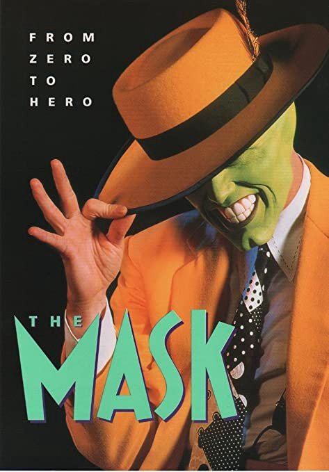 Movie Review The Mask 1994 When I Was Young I Was A Big Jim By Patrick J Mullen As Vast As Space And As Timeless As Infinity Medium