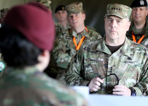 6 Slow Realizations of the Headquarters Company Commander