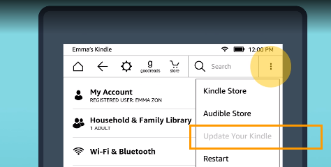 Amazon Kindle: Firmware 5 10 2 Update - Angel Dan - Medium