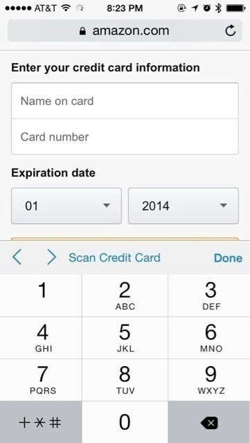 Apple Just Made Every iOS 8 Device Into A Credit Card Reader
