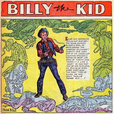 How Many People did Billy the Kid Kill? (Nope, its not 21)