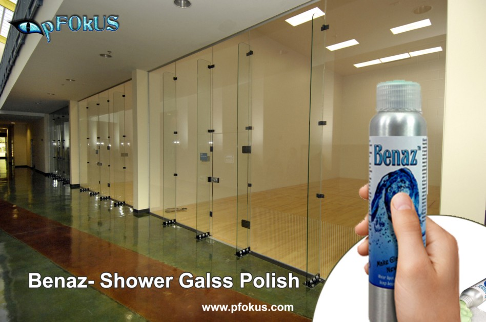 Cleaning Your Shower Gl Doors