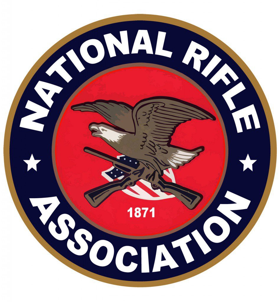 1. He believes in his right to own a firearm as a member of the National Rifle Association (NRA).