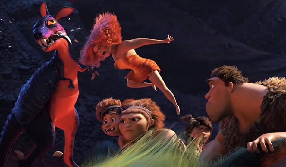 REGARDER — The Croods: A New Age [2020] | FILM COMPLET (720p) | The Croods: A New Age 2020 Télécharger 1080p