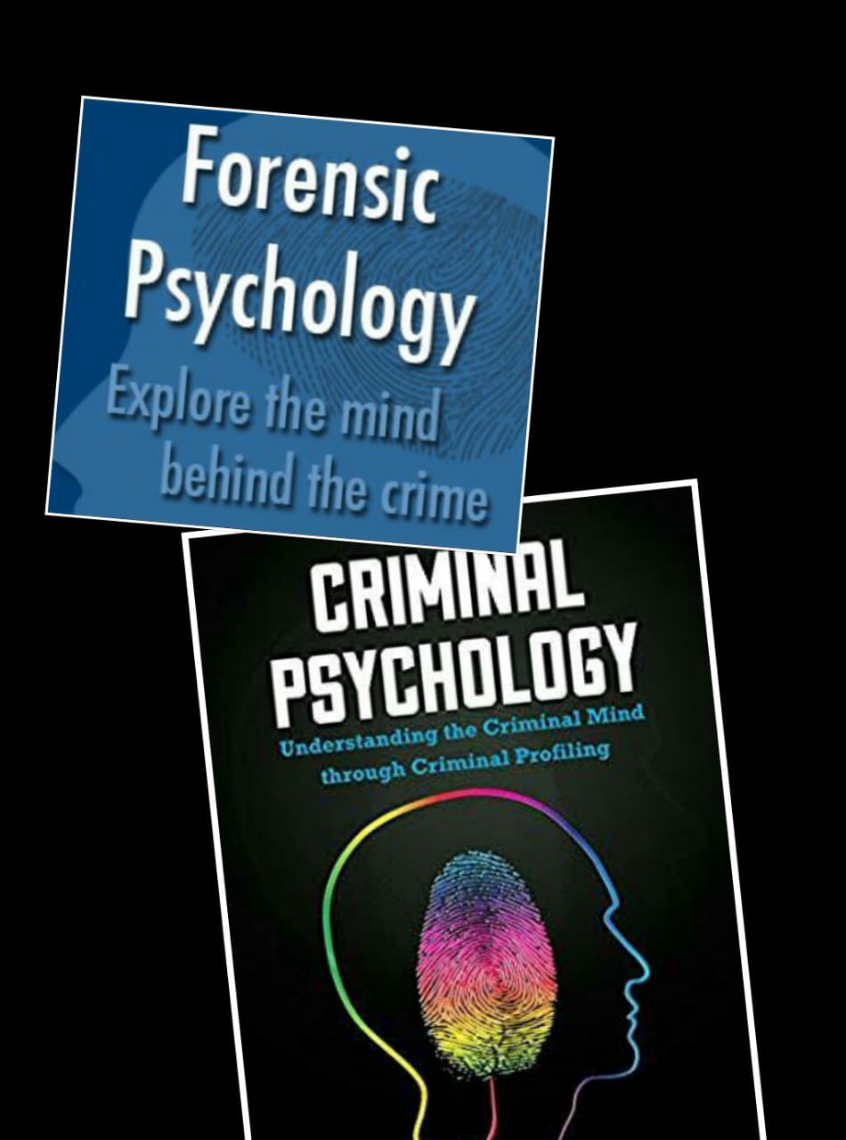 The Role Of Criminal Psychology And Forensic Psychology In A Crime Scene By Tanushree V L Medium