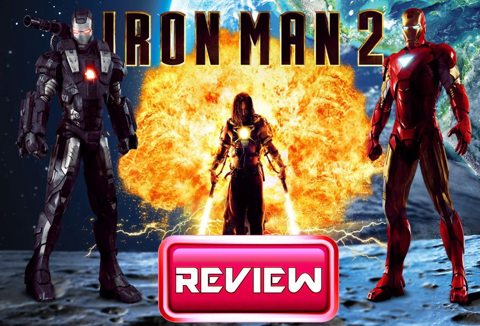 Iron Man 2 2010 Mini Review The Analytic Critic By Kyle Wiseman Marvel Cinematic Universe Reviews Medium