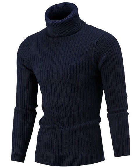 Stay Warm all day with this TurtleNeck Polo. Click here to get it today.