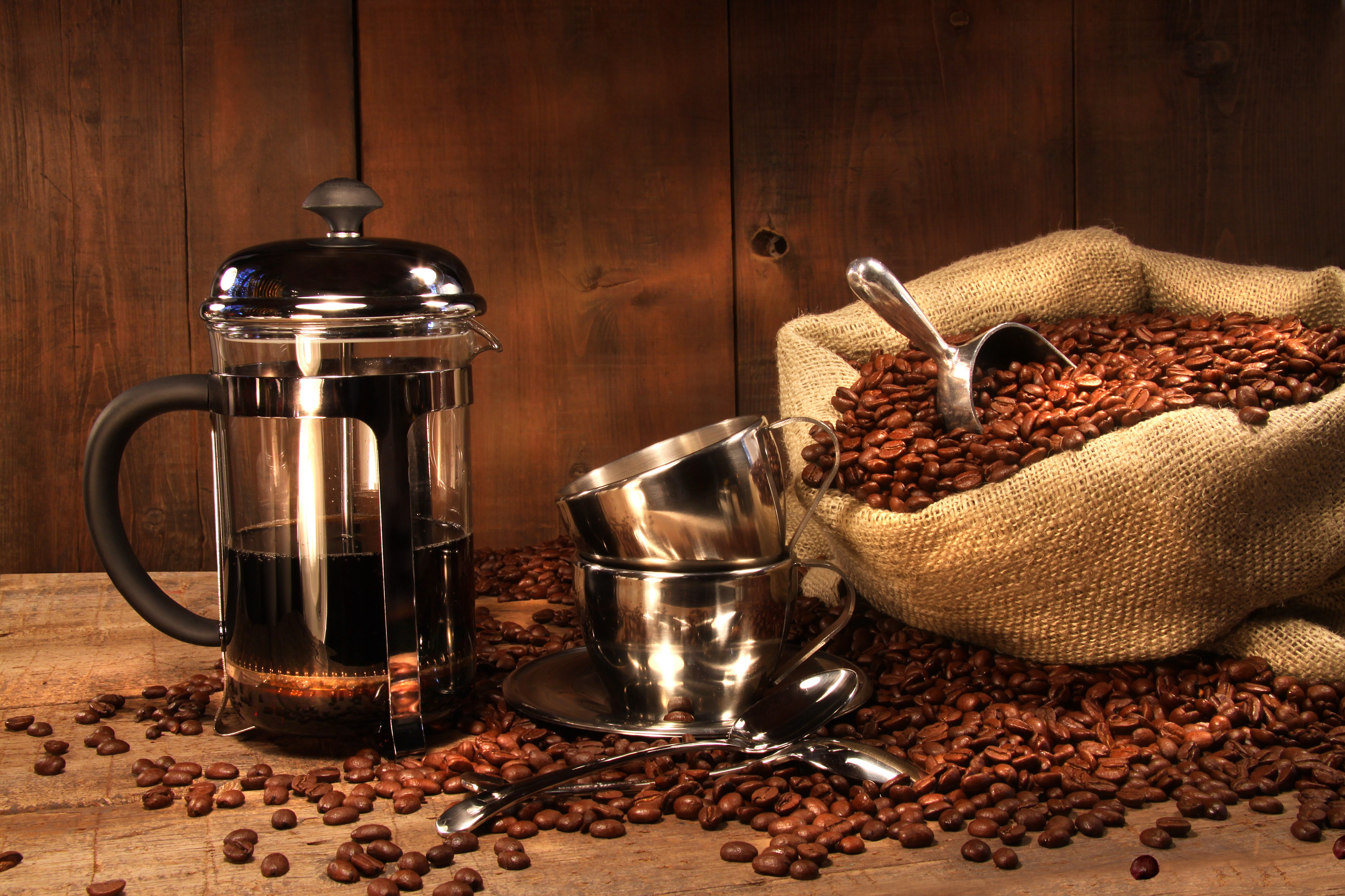Why I Spend 10 Minutes Every Day Making Coffee in A French Press   by Zak  Slayback   Mission.org   Medium