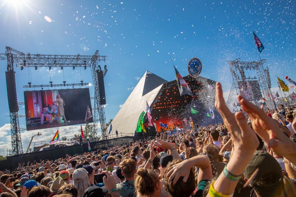 Glastonbury Festival 2019 and some things that it taught me