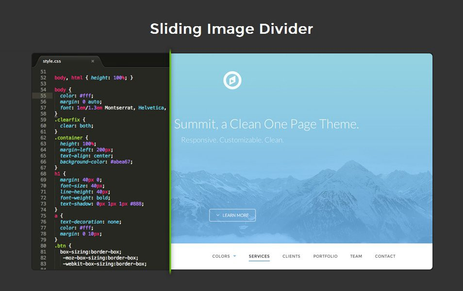 jQuery & CSS3 Image Hover Effects Tutorials - Bradley Nice