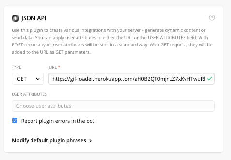 The Non-Coder's Guide to using Giphy's API in Chatfuel